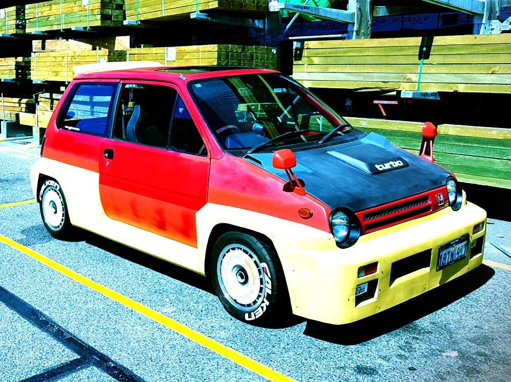 1985 Honda City Turbo | classicregister
