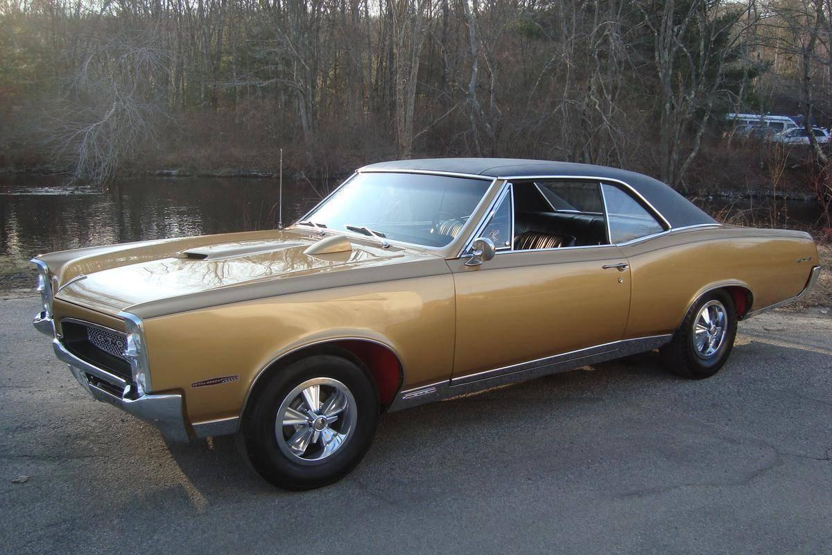 Info Guide 1967 Pontiac Gto Coupe Hardtop Convertible Classicregister