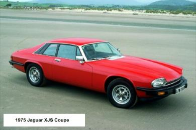 1975 Jaguar XJS