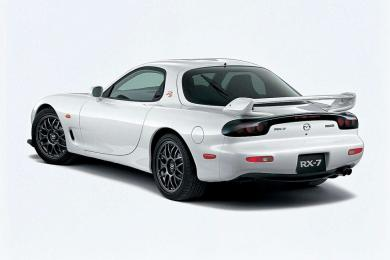 RX7 Bathurst R Rear View