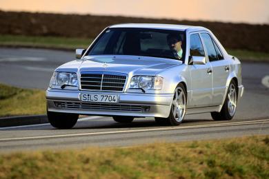 W124 500E (E500) Limited