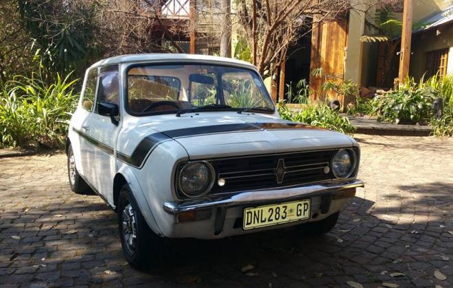 1 1978 Leyland Mini GTS in White with black stripe - original condition south africa (23).jpg