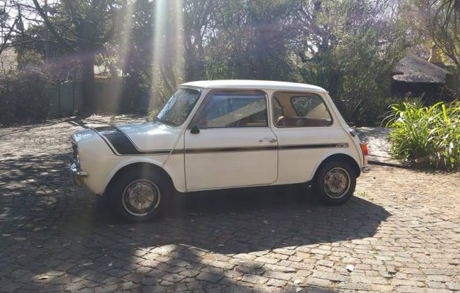 1 1978 Leyland Mini GTS in White with black stripe - original condition south africa (26).jpg