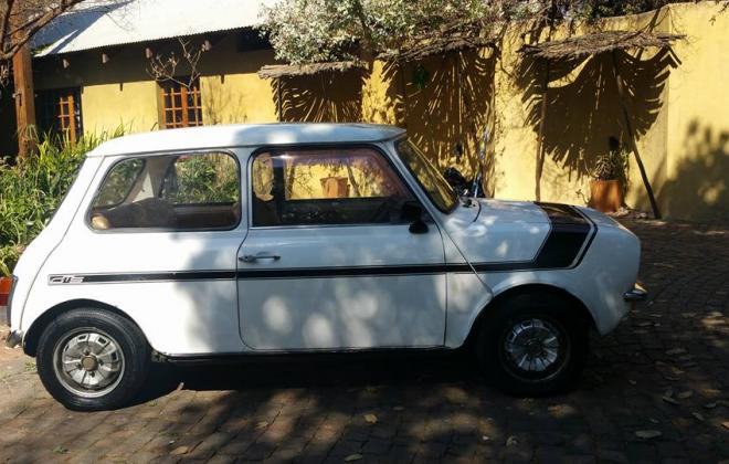 1 1978 Leyland Mini GTS in White with black stripe - original condition south africa (3).jpg