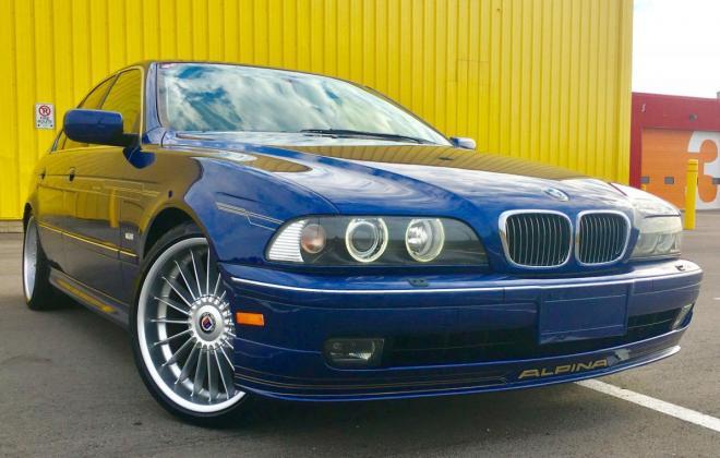 1 1998 BMW E39 Alpina B10 V8 Blue images immaculate condition (24).jpg