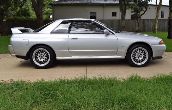 1 Spark Silver R32 GTR V-Spec 1 1993 Australia immaculate images (10).jpg