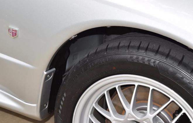 1 Spark Silver R32 GTR V-Spec 1 1993 Australia immaculate images (11).jpg