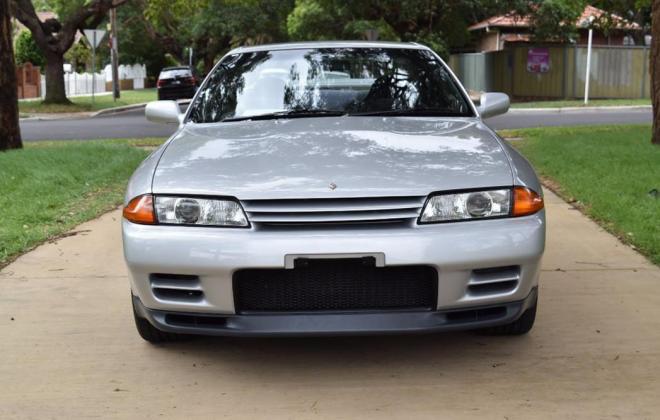 1 Spark Silver R32 GTR V-Spec 1 1993 Australia immaculate images (5).jpg