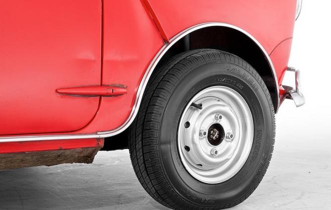 10 inch wheels MK1 Morris Cooper S Australia.jpg