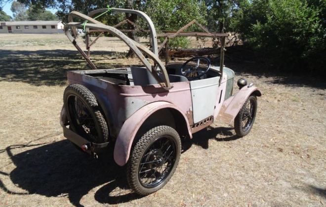 1929 Austin 7 Chummy unrestored Australia (1).jpg