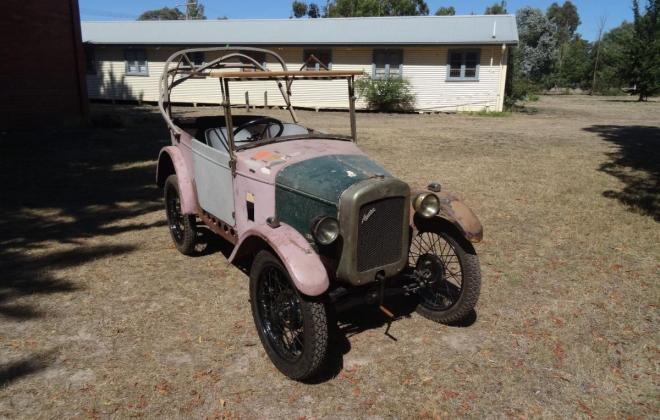 1929 Austin 7 Chummy unrestored Australia (12).jpg