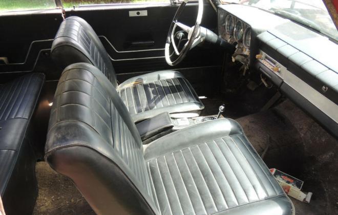 194 Studebaker Daytona Bordeaux Red unrestored R1 original hardtop (10).jpg
