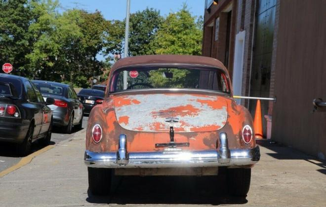 1953 Nash Healey Coupe USA images orange red (4).jpg