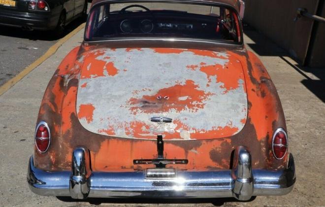 1953 Nash Healey Coupe USA images orange red (5).jpg