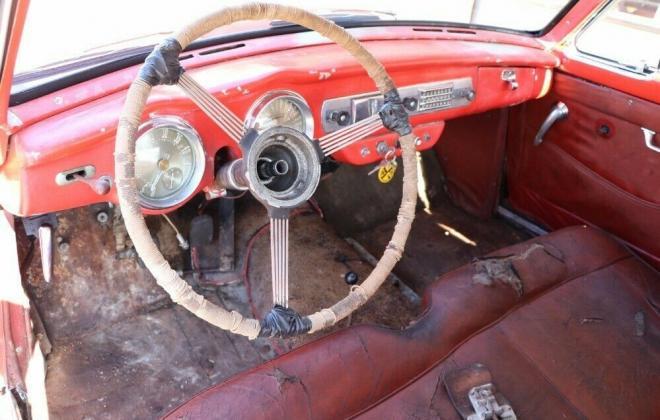 1953 Nash Healey Coupe USA images orange red (9).jpg