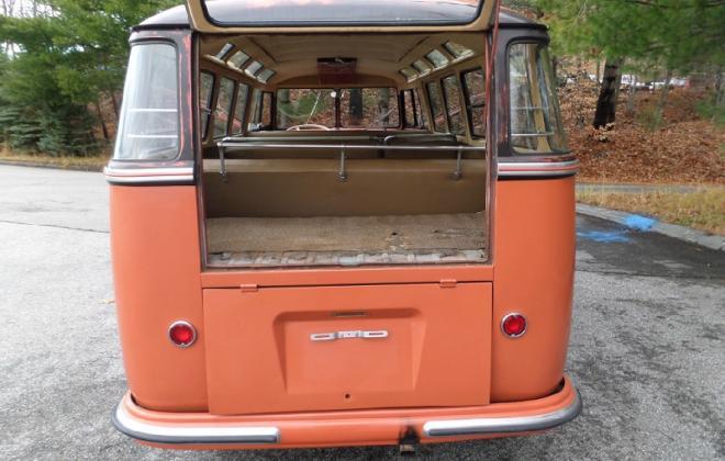 1956 Volkswagen Deluxe Microbus rear hatch samba bus.jpg