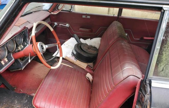 1964 289 Daytona hardtop unrestored black paint (3).jpg