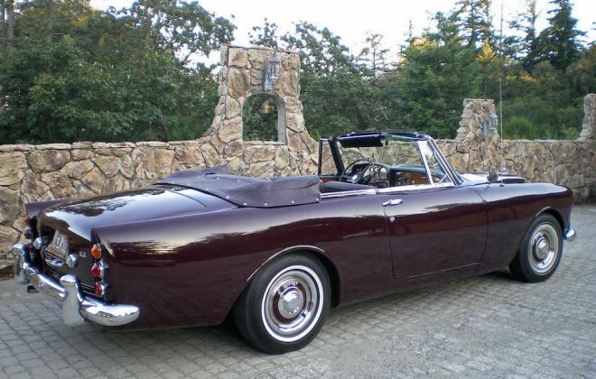 1964 Bentley S3 continental convertible unrestored drop head coupe (11).jpg