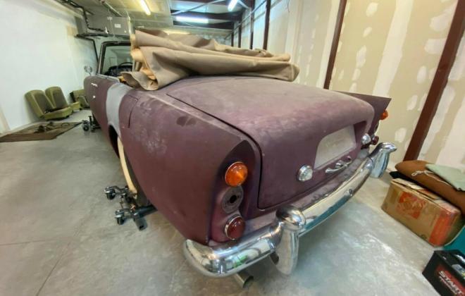 1964 Bentley S3 continental convertible unrestored drop head coupe (12).jpg