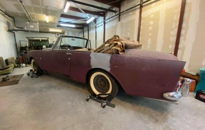 1964 Bentley S3 continental convertible unrestored drop head coupe (13).jpg