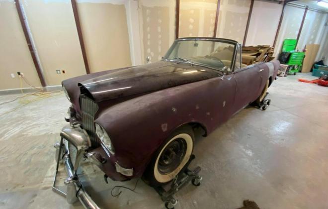 1964 Bentley S3 continental convertible unrestored drop head coupe (14).jpg