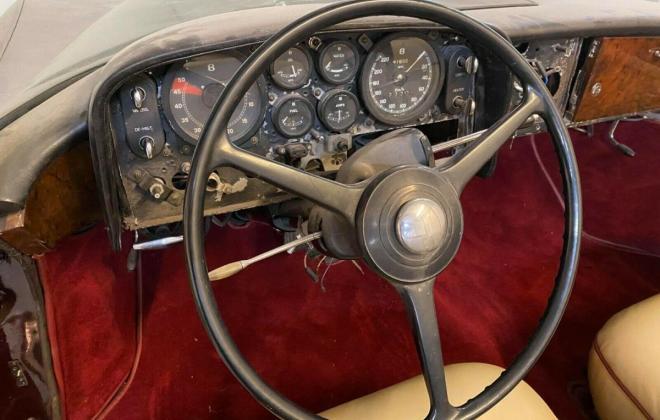 1964 Bentley S3 continental convertible unrestored drop head coupe (19).jpg