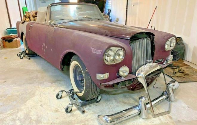 1964 Bentley S3 continental convertible unrestored drop head coupe (22).jpg
