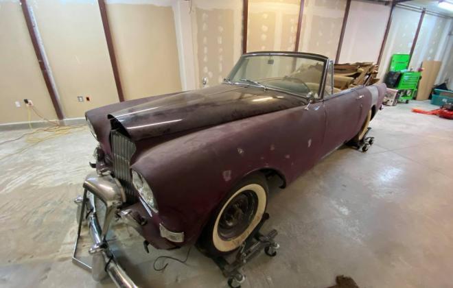 1964 Bentley S3 continental convertible unrestored drop head coupe (23).jpg