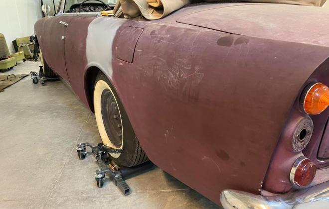 1964 Bentley S3 continental convertible unrestored drop head coupe (3).jpg