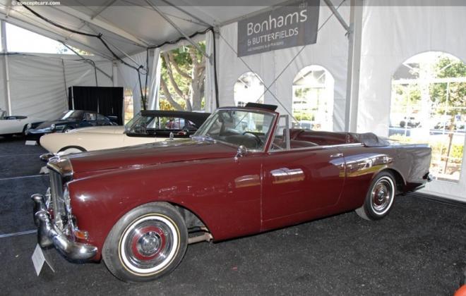 1964 Bentley S3 continental convertible unrestored drop head coupe (4).jpg