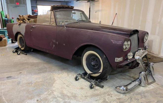 1964 Bentley S3 continental convertible unrestored drop head coupe (9).jpg