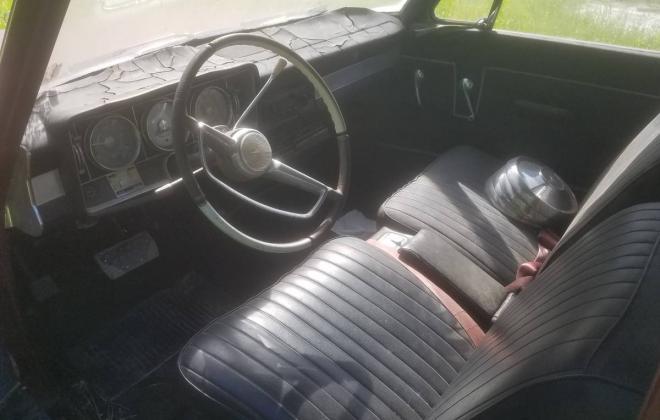 1964 Bordeaux Red Studebaker Daytona Sport Sedan unrestored project USA (16).jpg