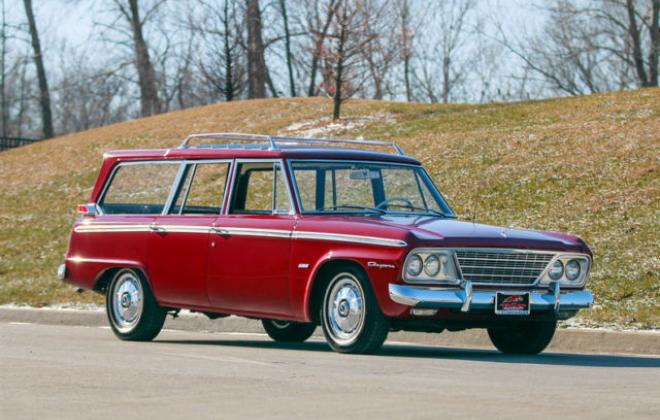 1964 Red Studebaker Daytona Wagonaire restored USA (10).jpg