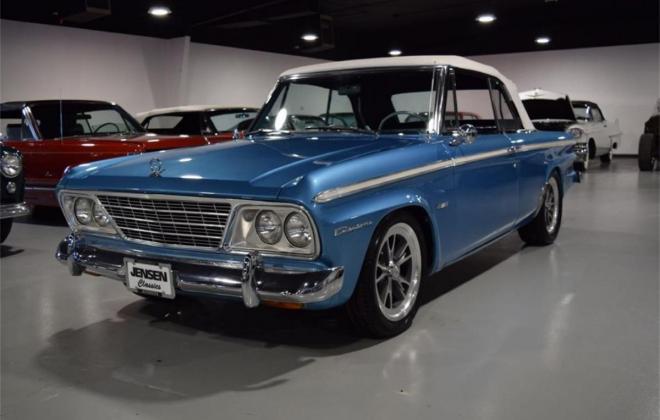 1964 STudebaker Daytoina convertible light blue with white roof (1).jpg