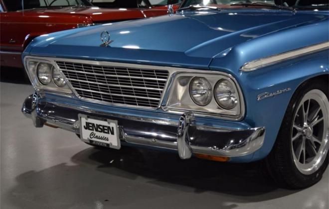 1964 STudebaker Daytoina convertible light blue with white roof (3).jpg