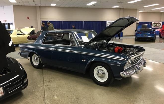 1964 Strato Blue Studebaker Daytona Hardtop R2 enhanced restored (1).jpeg