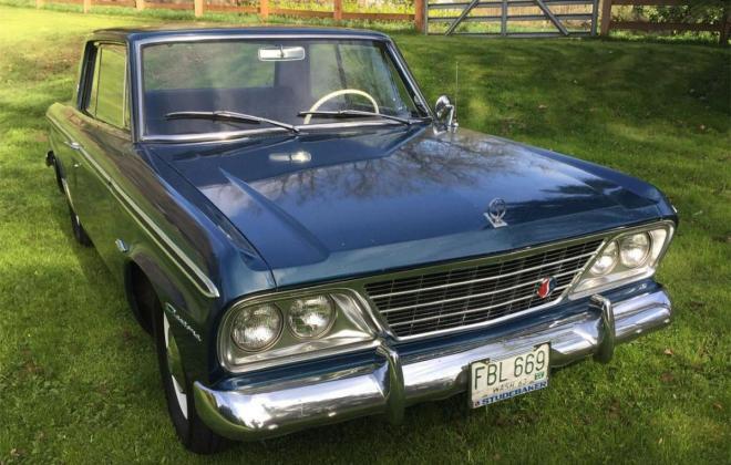 1964 Strato Blue Studebaker Daytona Hardtop R2 enhanced restored (2).jpg