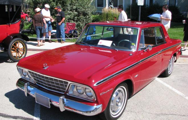 1964 Studebaker Daytoina Hardtop Red images.png