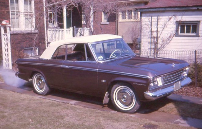 1964 Studebaker Daytona Burmuda Brown Metallic paint code P6419.png