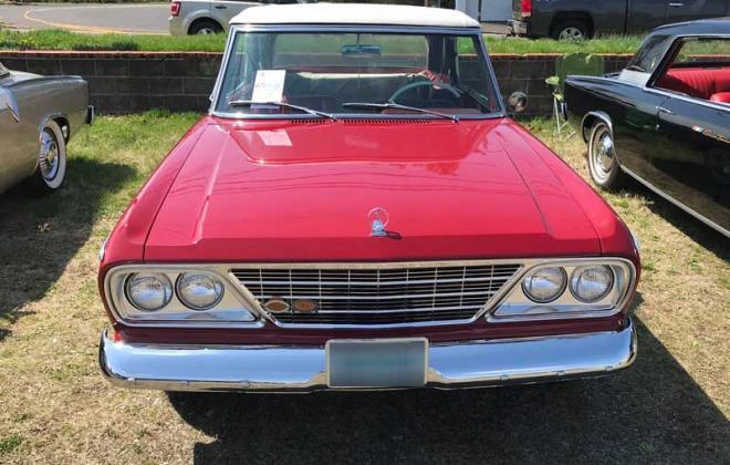 1964 Studebaker Daytona Convertible (red paint) white roof (2).jpg