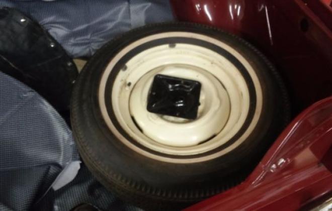 1964 Studebaker Daytona Convertible Bordeaux Red black roof 2018 images (10).jpg