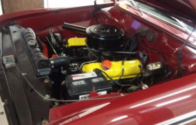 1964 Studebaker Daytona Convertible Bordeaux Red black roof 2018 images (14).jpg
