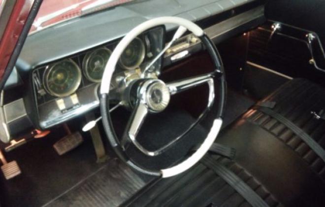1964 Studebaker Daytona Convertible Bordeaux Red black roof 2018 images (5).jpg