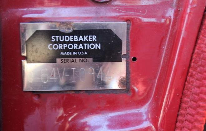 1964 Studebaker Daytona Convertible Red 12.JPG