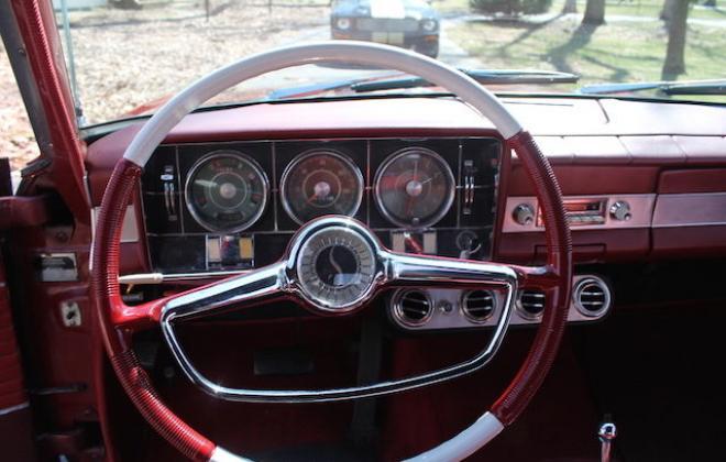 1964 Studebaker Daytona Convertible Red 14.JPG