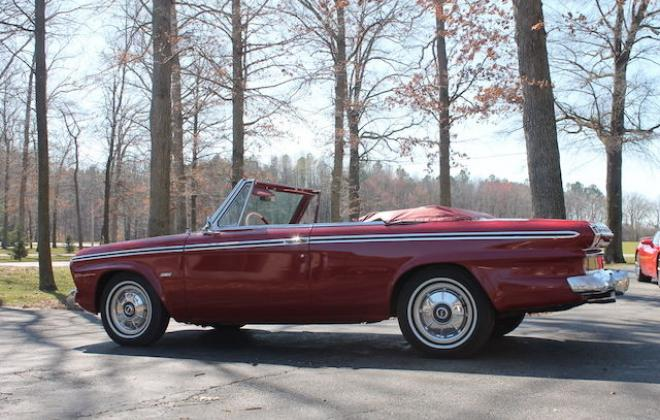 1964 Studebaker Daytona Convertible Red 24.JPG