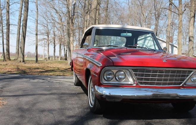 1964 Studebaker Daytona Convertible Red 4.JPG