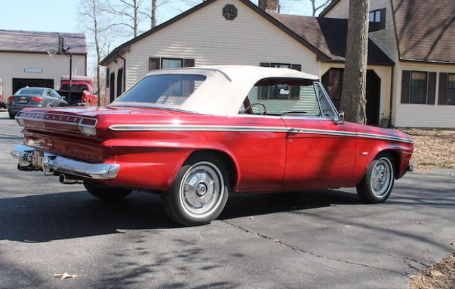 1964 Studebaker Daytona Convertible Red 6.JPG