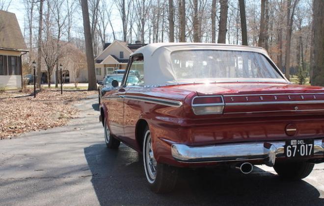 1964 Studebaker Daytona Convertible Red 9.JPG