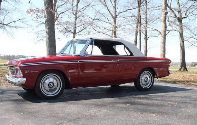 1964 Studebaker Daytona Convertible Red.JPG